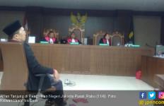 Baca Pleidoi, Alfian Tanjung Kutip Pidato Panglima TNI - JPNN.com