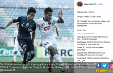 WCP Ungkap Penyebab Bali United Kalah dari Yangon United - JPNN.com
