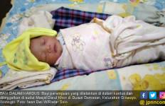 Ayo Ngaku, Siapa Buang Bayi di Sudut Masjid? - JPNN.com