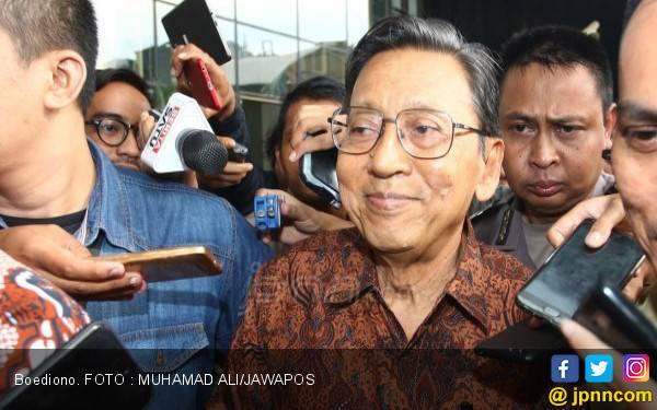 Pak Boediono Akhirnya Bicara soal Kasus Century - JPNN.com