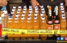 Polres Metro Bekasi Musnahkan 10.250 Botol Miras - JPNN.com