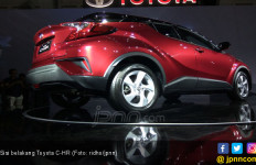 Toyota All New C-HR Gabungkan Coupe dan SUV - JPNN.com
