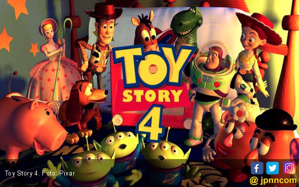 Syuting Rampung, Ini Tanggal Rilis Toy Story 4 - JPNN.com