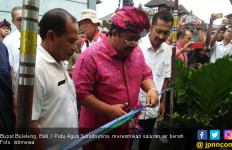 Gaet Wisatawan, 4 Dusun Adat Sudah Ada Saluran Air Bersih - JPNN.com