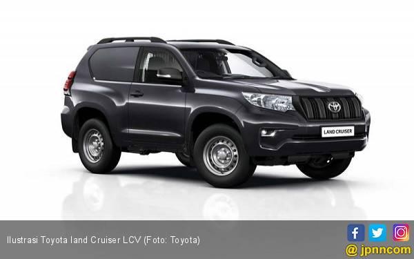 Cari Peruntungan, Ini Toyota Land Cruiser Versi Transgender - JPNN.com