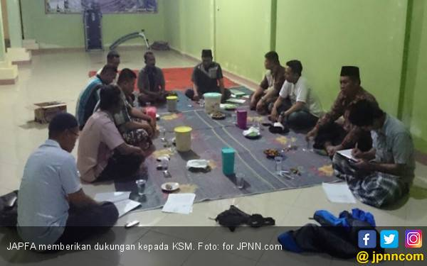 JAPFA Dorong KSM di Anak Tuha Kembangkan Produktivitas - JPNN.com