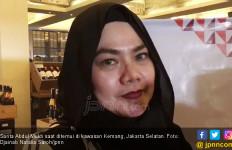 Penjelasan Sarita Abdul Mukti Soal Isu Dipacari Vicky Prasetyo - JPNN.com