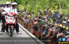 Jokowi dan Pesan Regulasi Motor Listrik di Indonesia - JPNN.com