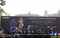 Mariah Carey Konser di Borobudur: Perpaduan Dua Mahakarya - JPNN.com