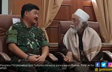 Temui Ulama Sepuh Banten, Panglima TNI Titip Keutuhan NKRI - JPNN.com