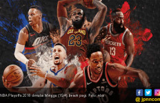 NBA Playoffs 2018: Warriors vs Spurs Curi Perhatian - JPNN.com