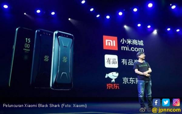 Generasi Terbaru Xiaomi Black Shark Digadang Lebih Nendang - JPNN.com
