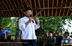 Tinjau Lokasi Tumpahan Minyak, Kang Emil: Jangan Terprovokasi - JPNN.com