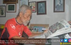 Soesilo Toer Doktor Pemulung Sampah, Dituduh PKI, Diarak (5) - JPNN.com
