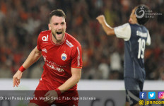 Daftar Top Scorer Liga 1 2019, Marko Simic Terlalu Perkasa - JPNN.com