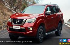 Teman Kelas Fortuner, Nissan Terra Resmi Mengaspal di China - JPNN.com