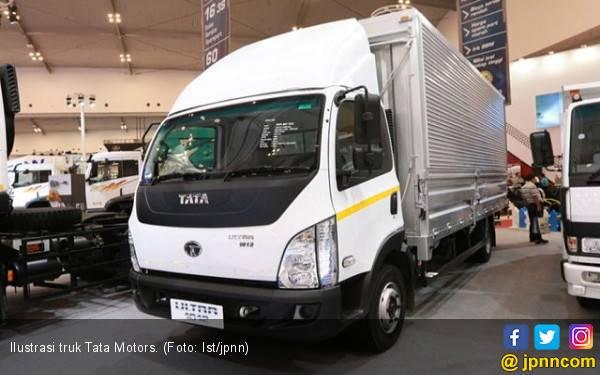 Pasar Komersial Tumbuh, Tata Motors Siapkan 4 Truk Baru - JPNN.com