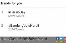 Pilkada Bandung 2018: Tagar Vote Nuruli Trending di Twitter - JPNN.com
