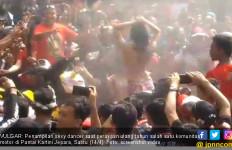 Klub Motor Gelar Sexy Dancer saat Isra Mikraj, Nih Akibatnya - JPNN.com