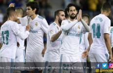 Malaga 1-2 Real Madrid: Isco Enggan Selebrasi - JPNN.com