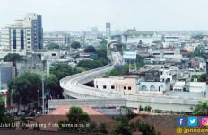 Dua Stasiun LRT Palembang hanya Satu Jalur Akses - JPNN.com