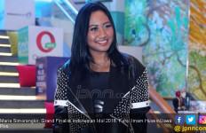 Grand Final Indonesian Idol 2018: Maria Melatih Perasaan - JPNN.com