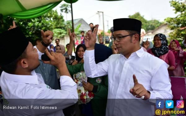 Gaya Ridwan Kamil Dinilai Mamahami Kaum Milenial - JPNN.com