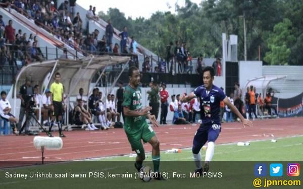 Posting Foto Klub Lama, Sadney Mulai Tak Nyaman di PSMS - JPNN.com