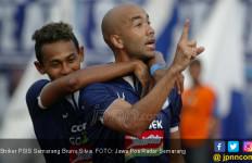 4 PSIS vs PSMS 1: Kekalahan Menyakitkan Ayam Kinantan - JPNN.com