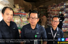 Dirut Food Station Pastikan Stok Pangan DKI Jakarta Aman - JPNN.com