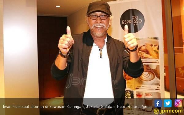 Prit.... Pesan Om Iwan Fals untuk Followers-nya Jelang Pencoblosan - JPNN.com
