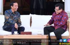 Duet Jokowi-Cak Imin Moncer di Kalangan Pemilih Muslim - JPNN.com