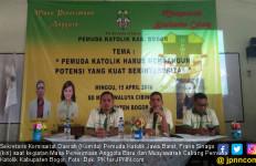 Frans: Kader Pemuda Katolik Harus Menguasai Iptek - JPNN.com