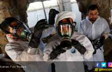 Rusia Dituding Menghilangkan Bukti Serangan Kimia di Syria - JPNN.com