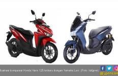 Komparasi Honda Vario 125 Terbaru dan Yamaha Lexi - JPNN.com