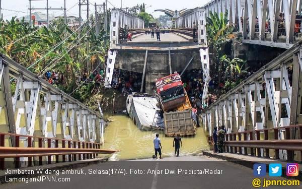 Polri Minta Kementerian PUPR Utamakan Audit Jembatan Pantura - JPNN.com