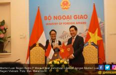 Bakamla RI Optimalkan Kerja Sama dengan Vietnam Coast Guard - JPNN.com