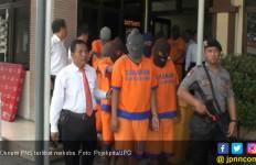 Oknum PNS Dishub Tertangkap Pesta Narkoba - JPNN.com