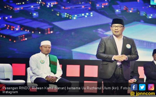 Hitung Cepat Versi KPU: Ridwan Kamil Unggul di 17 Daerah - JPNN.com
