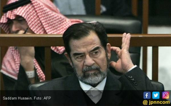 Beredar Video Jasad Saddam Hussein Masih Utuh - JPNN.com