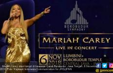 Mariah Carey Telah Mendarat di Jogja - JPNN.com