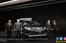 Sentuhan Spesial di Mitsubishi Pajero Sport Limited Edition - JPNN.com