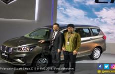 Rilis Ertiga 2018, Suzuki Jamin Suku Cadang Model Lama - JPNN.com