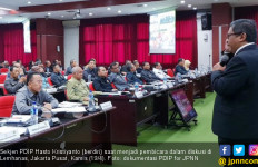Diskusi di Lemhanas, Hasto Beber Peran Parpol Cetak Pemimpin - JPNN.com