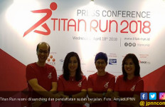 Titan Run 2018: Lomba Lari Plus Pesta Makan Durian - JPNN.com