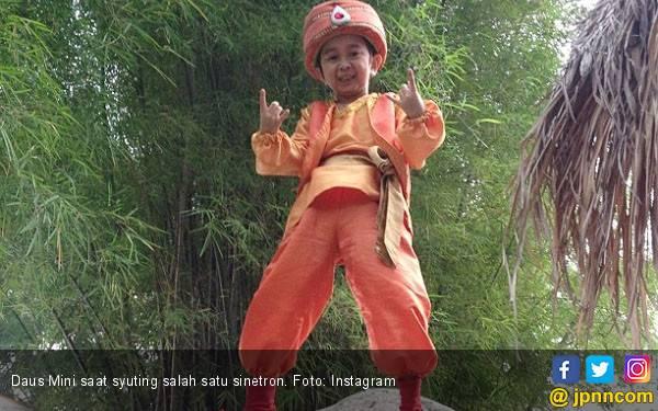 Daus Mini Bakal Gelar Pesta Pernikahan Mewah di Depok - JPNN.com