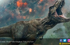 Jurassic World: Fallen Kingdom Ketiga Tembus Klub USD 1 M - JPNN.com