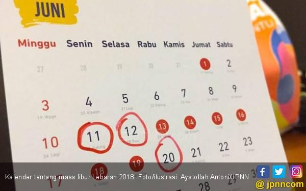 Kemenko PMK Tunda Pembahasan Cuti dan Libur Nasional 2019 - JPNN.com