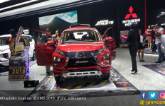 Cara Murah Beli Mitsubishi Xpander dan Pajero Sport di IIMS - JPNN.com