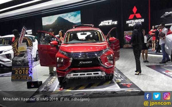 Jejak Mitsubishi Xpander Gairahkan Pasar LMPV Indonesia - JPNN.com